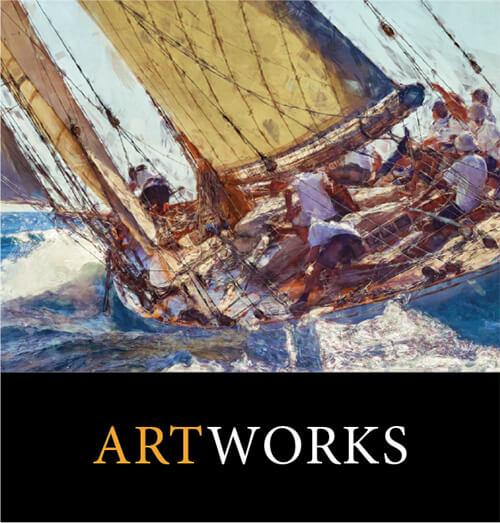 artworks page link